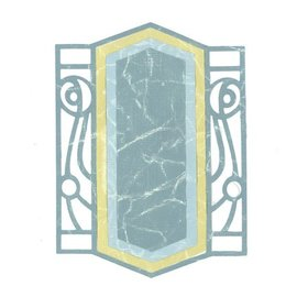 Sizzix Framelits Set mit 3 Schablonen, Rahmen