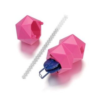 """BASTELZUBEHÖR, WERKZEUG UND AUFBEWAHRUNG NEU: Applikator """"crystal pen"""" Textil, inkl. 21 Swarovski Strasssteine"""