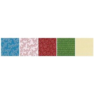 DESIGNER BLÖCKE / DESIGNER PAPER Bloc Designer, Premium Colorcore cardstock