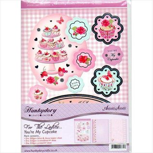 HunkyDory Luksus Card kit til kort design