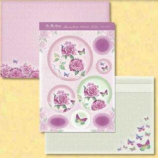 Joy!Crafts / Jeanine´s Art, Hobby Solutions Dies /  HunkyDory Luksus Card kit til kort design - Copy