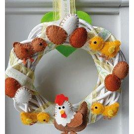 Marianne Design skæring og prægning, Creatables Mother Chicken - Tilbage på lager!