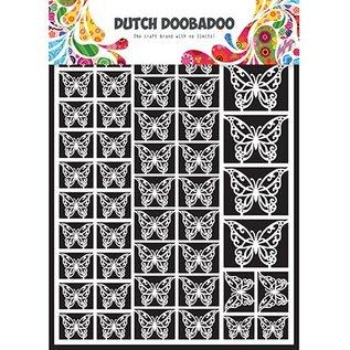 Dutch DooBaDoo DooBaDoo néerlandais, papillons