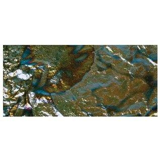 BASTELZUBEHÖR, WERKZEUG UND AUFBEWAHRUNG Deco-Metall, 14x14 cm, SB-Btl. 5 Blatt, m.blau