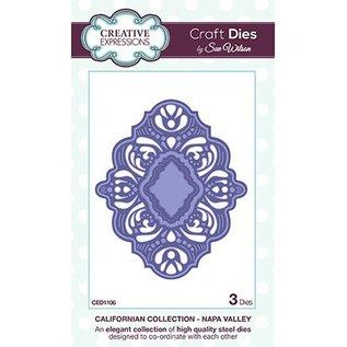 Stempel / Stamp: Transparent Craft Dies - Multi Stanz- und Prägeschablone