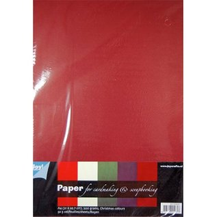 DESIGNER BLÖCKE / DESIGNER PAPER 25 Bögen Karton, warme Farbe, 200 gr!!