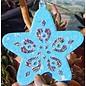 Marianne Design Skæring og prægning stencil, Star