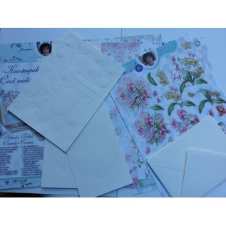 Objekten zum Dekorieren / objects for decorating Card Hobby Kit