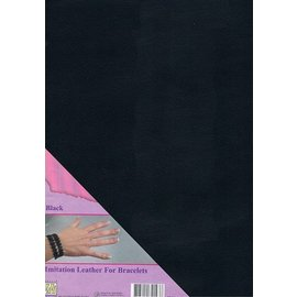 DESIGNER BLÖCKE / DESIGNER PAPER Imitation cuir pour le poinçonnage
