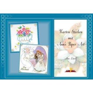 Bücher und CD / Magazines Réservez avec stitchdesigns