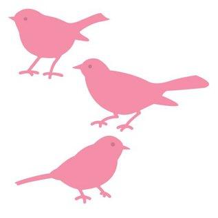 Marianne Design Marianne Design, Collectables: Vögel