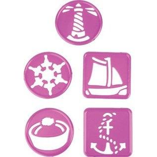 Joy!Crafts / Hobby Solutions Dies Joie artisanat, estampage et gaufrage Stencil