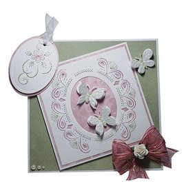 Joy!Crafts / Jeanine´s Art, Hobby Solutions Dies /  Cutting and embossing stencil template multi embroidery!