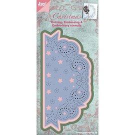 Joy!Crafts / Hobby Solutions Dies Cutting en embossing sjabloon Multi template voor borduren!