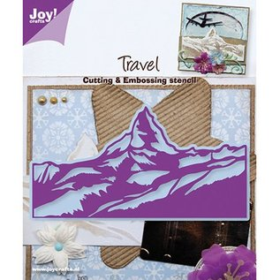 Joy!Crafts / Hobby Solutions Dies Joy Crafts, Stanz- und Prägeschablone