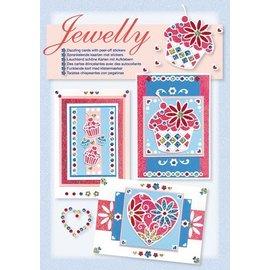 Sticker Kit Craft para projetar cartões bonitos brilhantes