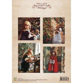 Nellie Snellen Immagini d'epoca - Presents