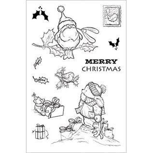 Stempel / Stamp: Transparent Clear stamps, Cuddly Buddly