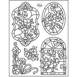 VIVA DEKOR (MY PAPERWORLD) Transparent Stempel