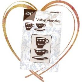 Joy!Crafts / Hobby Solutions Dies Präge- und Schneideschablone