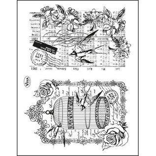 My paperworld (Viva Decor) Transparent stamp
