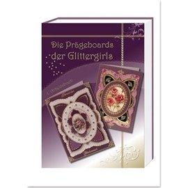 """Bücher, Zeitschriften und CD / Magazines Workbook """"Le schede di goffratura di Glitter Girls"""""""