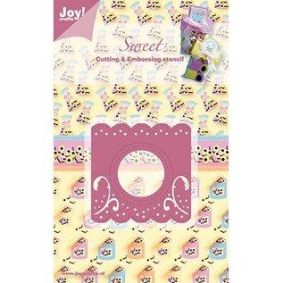 Joy!Crafts / Hobby Solutions Dies Kopfschild rund