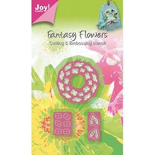 Joy!Crafts / Jeanine´s Art, Hobby Solutions Dies /  Skæring og prægning stencils