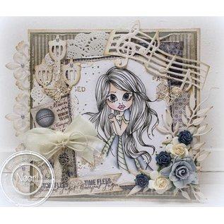 Joy!Crafts / Jeanine´s Art, Hobby Solutions Dies /  Prægning og skære skabelon,