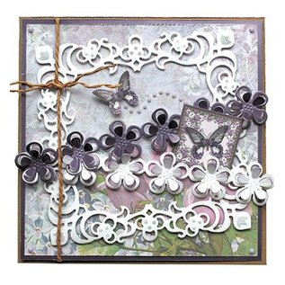 Joy!Crafts / Jeanine´s Art, Hobby Solutions Dies /  Embossing en snijden template