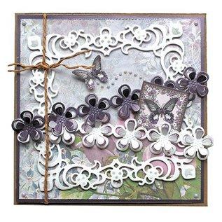 Joy!Crafts / Jeanine´s Art, Hobby Solutions Dies /  Prægning og skære skabelon