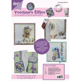 Joy!Crafts / Jeanine´s Art, Hobby Solutions Dies /  Bastelpackung for forskellige kort