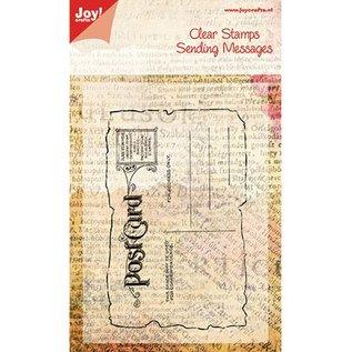 Joy!Crafts / Hobby Solutions Dies Transparent Stempel, Postcard, 125x80mm