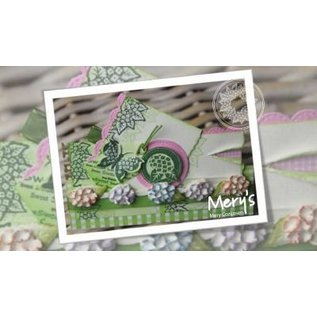 Joy!Crafts / Jeanine´s Art, Hobby Solutions Dies /  maman Timbres transparents, 11 dessins