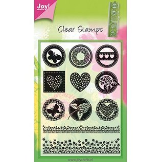 Joy!Crafts / Jeanine´s Art, Hobby Solutions Dies /  timbre transparent, 11 dessins