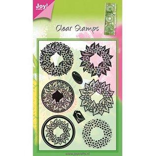 Joy!Crafts / Hobby Solutions Dies gennemsigtige frimærker