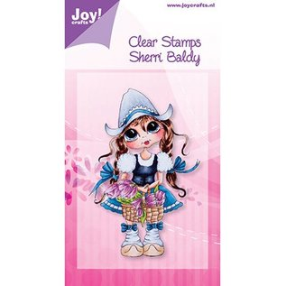 Joy!Crafts / Jeanine´s Art, Hobby Solutions Dies /  Transparant stempel: Sherri Baldi's