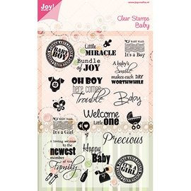 Joy!Crafts / Hobby Solutions Dies Clear stamps