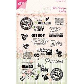 Joy!Crafts Transparent Stempel