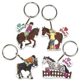Kinder Bastelsets / Kids Craft Kits Films rétractables mis mon poney