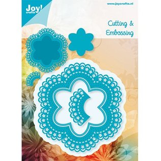 Joy!Crafts / Jeanine´s Art, Hobby Solutions Dies /  Joy Crafts, modèle 94 x 100cm