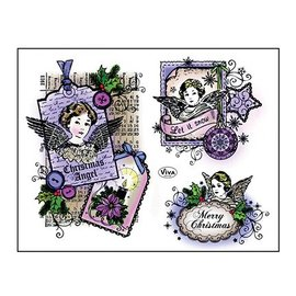 VIVA DEKOR (MY PAPERWORLD) Clear stamps