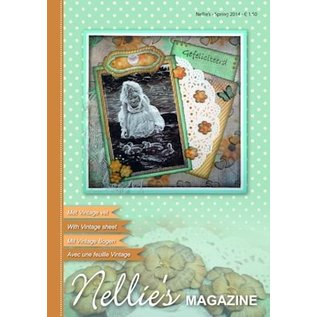 Nellie Snellen Nellies Snellen, Zeitschrift mit viele Beispielen