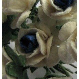 BLUMEN (MINI) UND ACCESOIRES Mulberry röschen, 10 Blüte