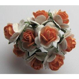 BLUMEN (MINI) UND ACCESOIRES Florzinhas Mulberry, 10 Blossom - Copy - Copy - Copy