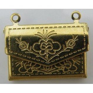 Embellishments / Verzierungen 2 photo pendants