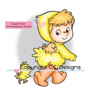 C.C.Designs gennemsigtige frimærker