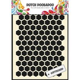 Pronty Dutch Soft Board - Honeycomb A5