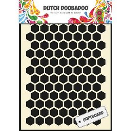 Pronty Pronty, Dutch Soft Board - Honeycomb A5