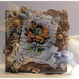 Joy!Crafts / Hobby Solutions Dies Transparent Stempel, Blumenstrauß